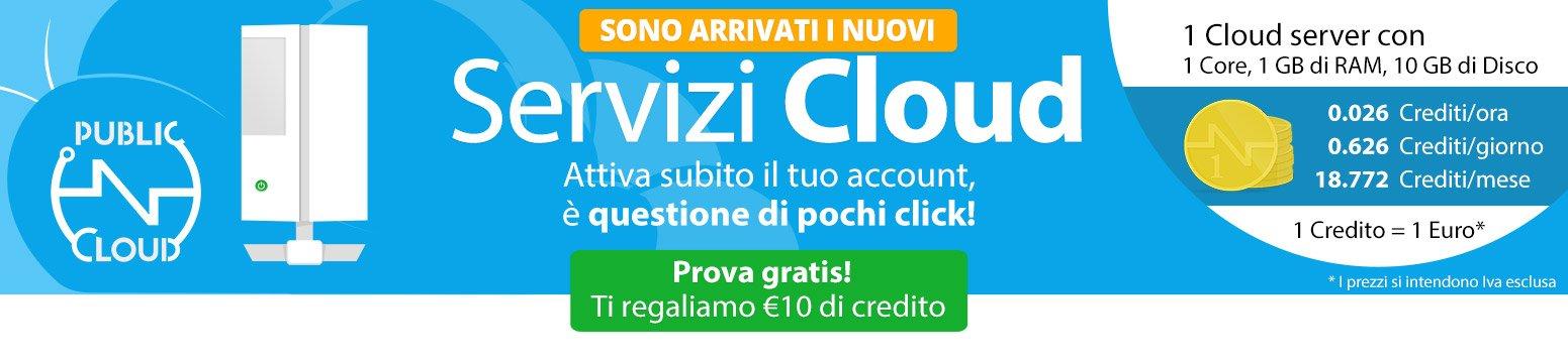 Cloud Server Netsons