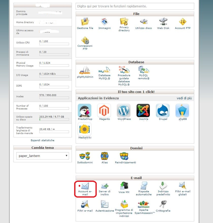 creare-caselle-mail-cpanel