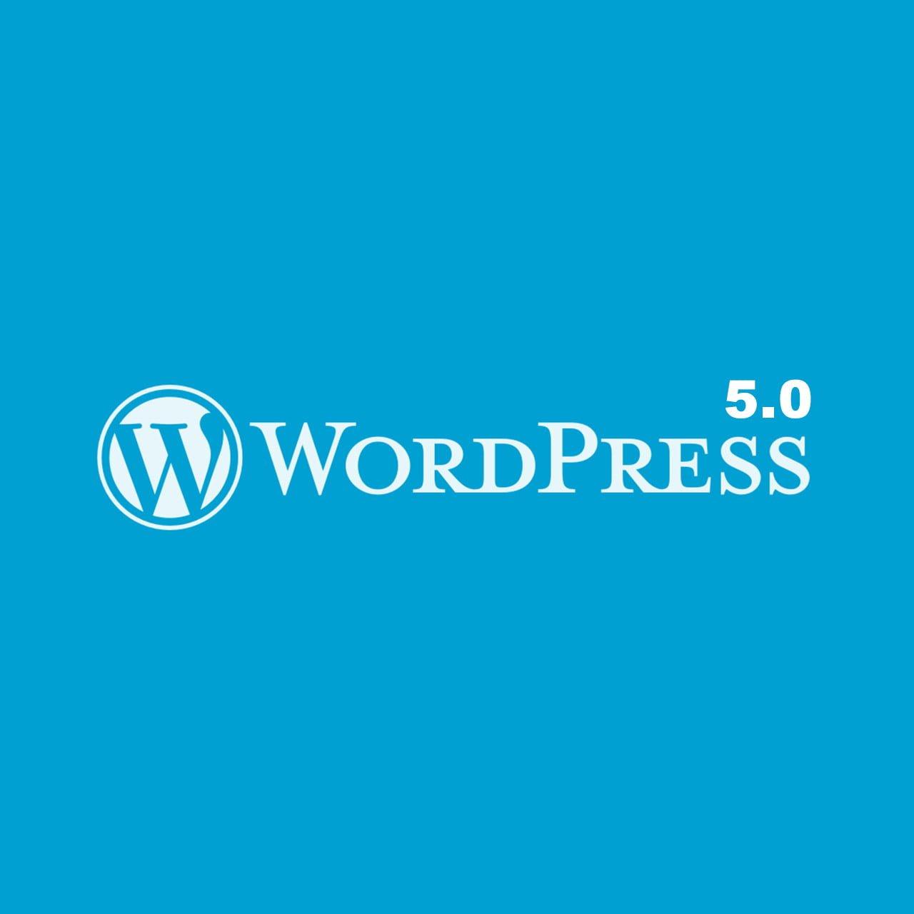 wordpress-5.0-data-rilascio
