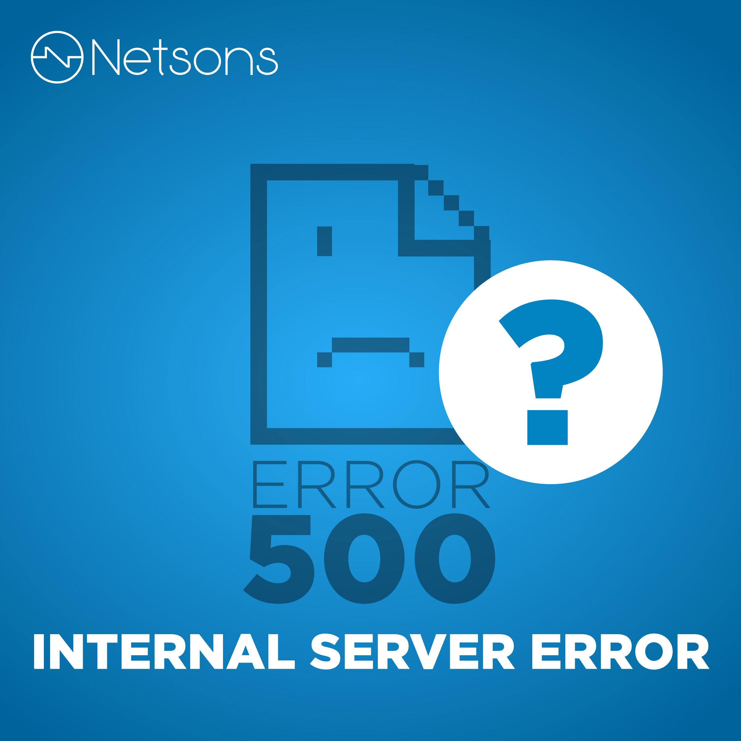 error 500 cover