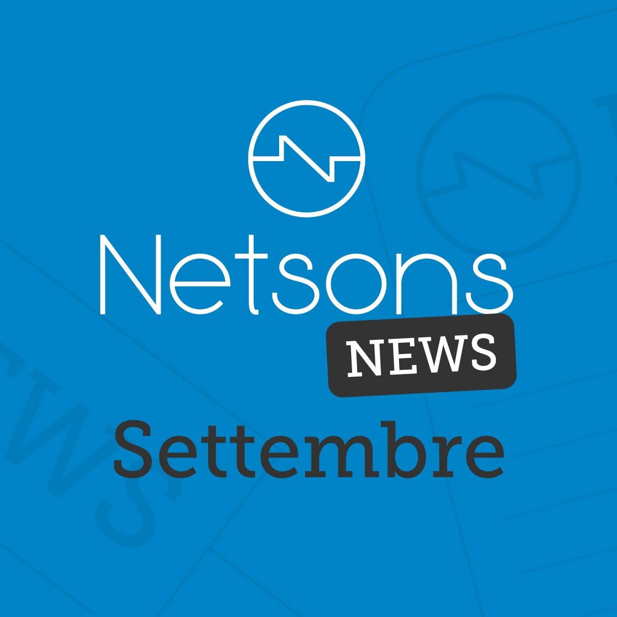 Netsons news settembre