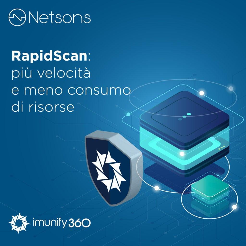 netsons rapidscan imunify 360