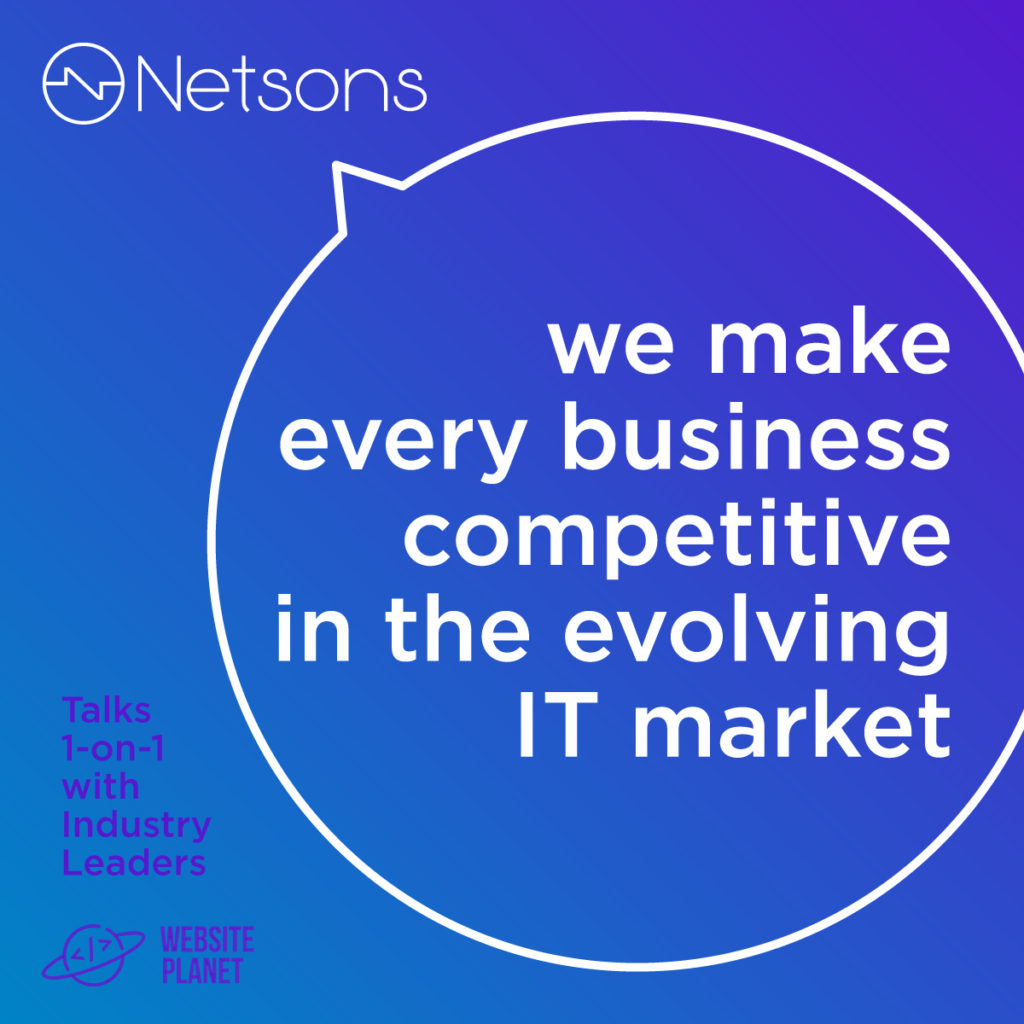 netsons websiteplanet quote