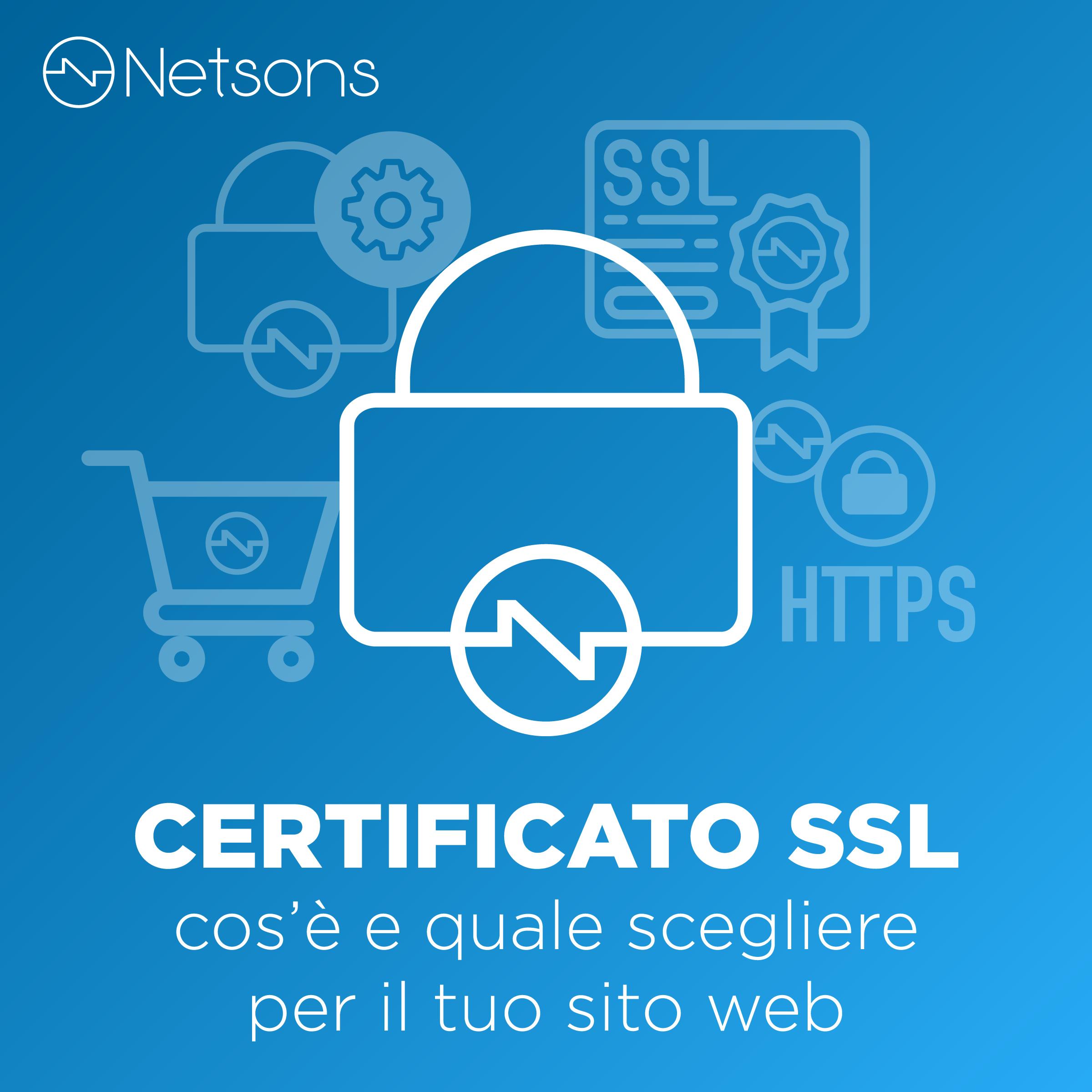 certificato ssl cos'è e quale scegliere