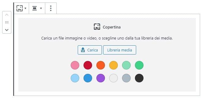 wordpress aggiornamento 5.3 colori