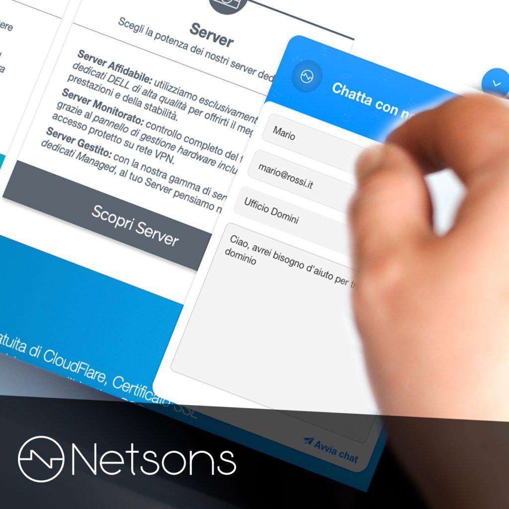 chat netsons.com