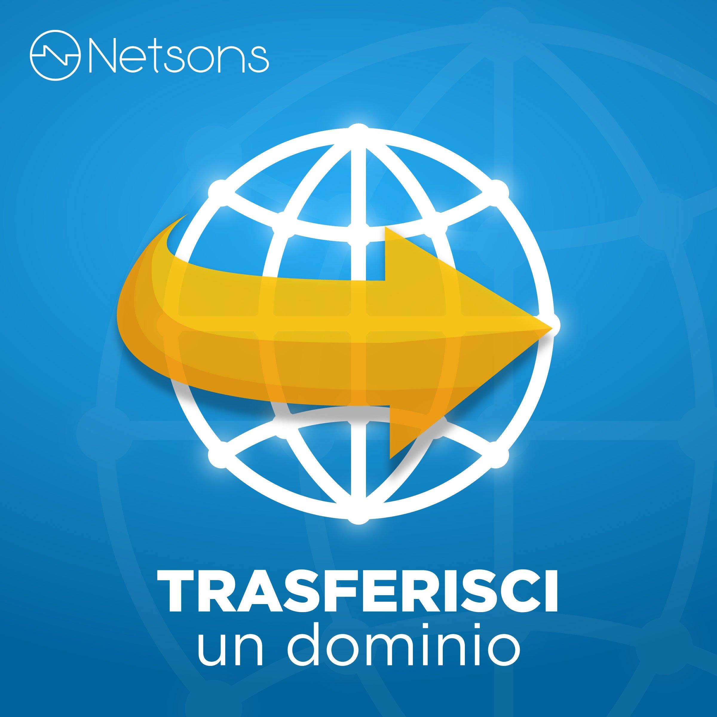 trasferisci dominio cover