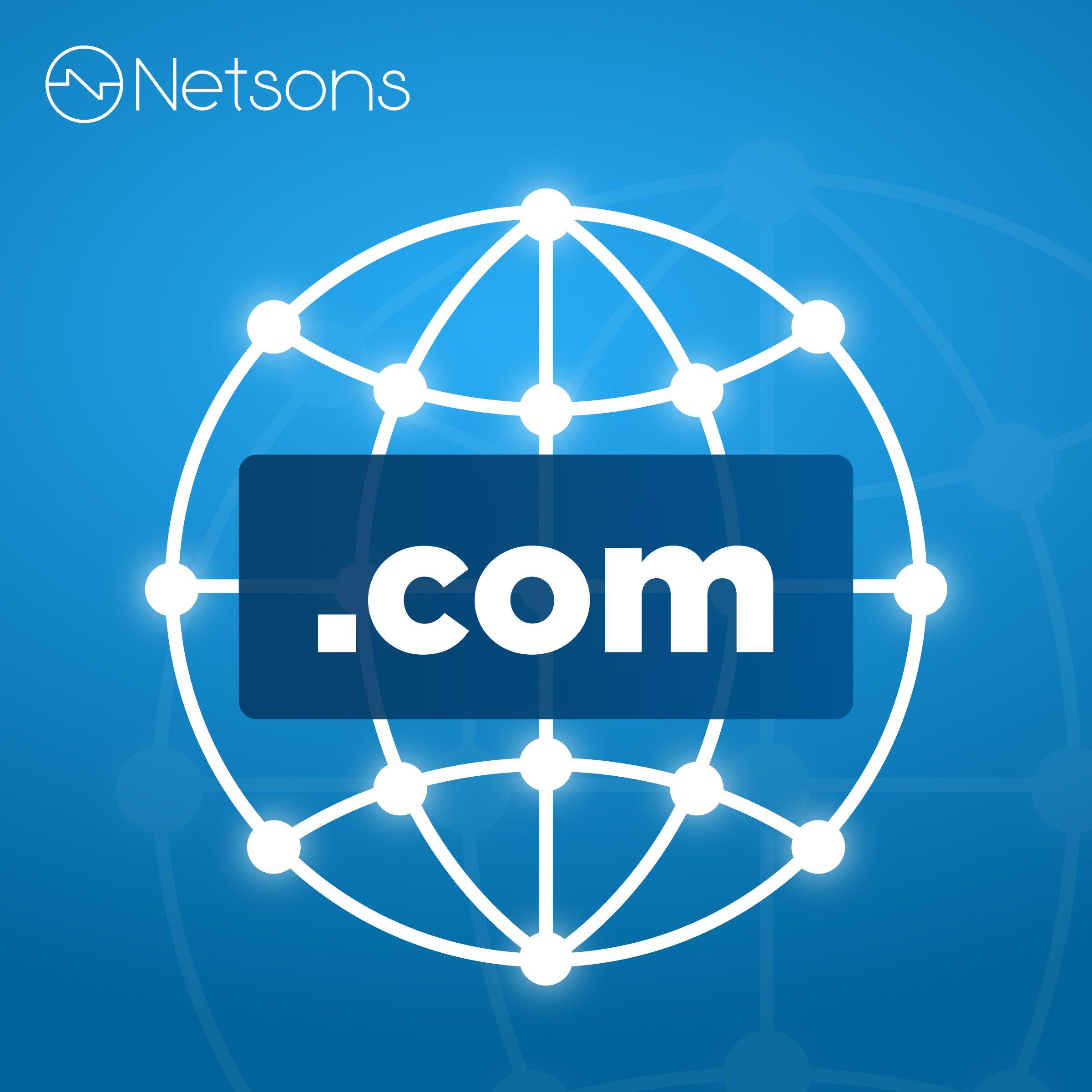dominio web .com