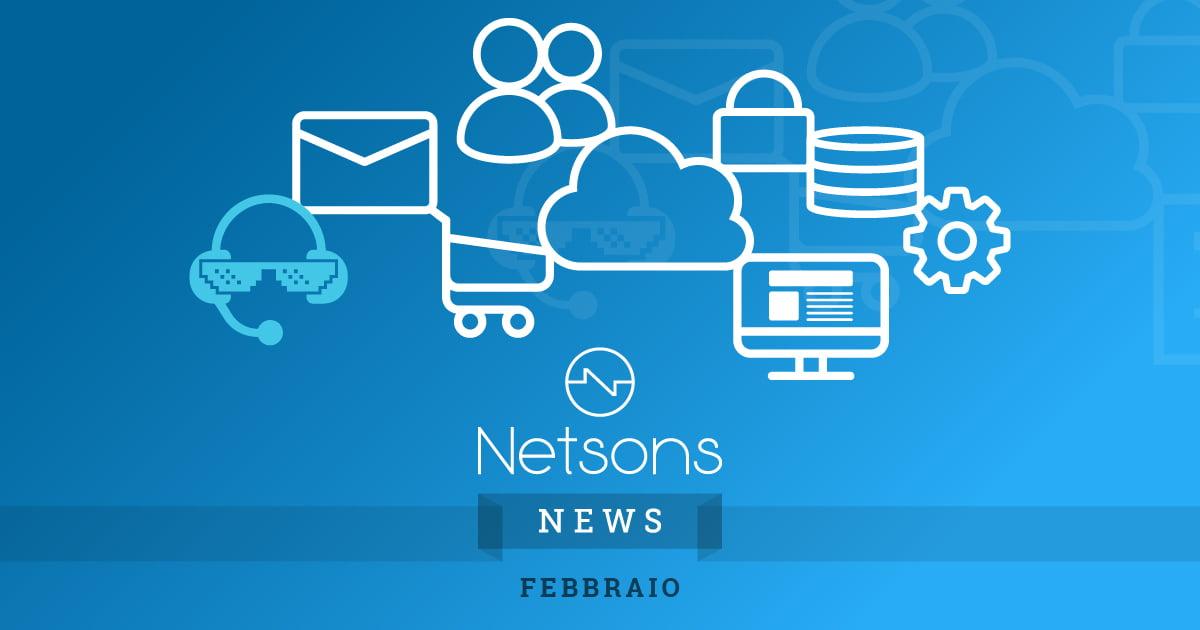 netsons news febbraio 2020