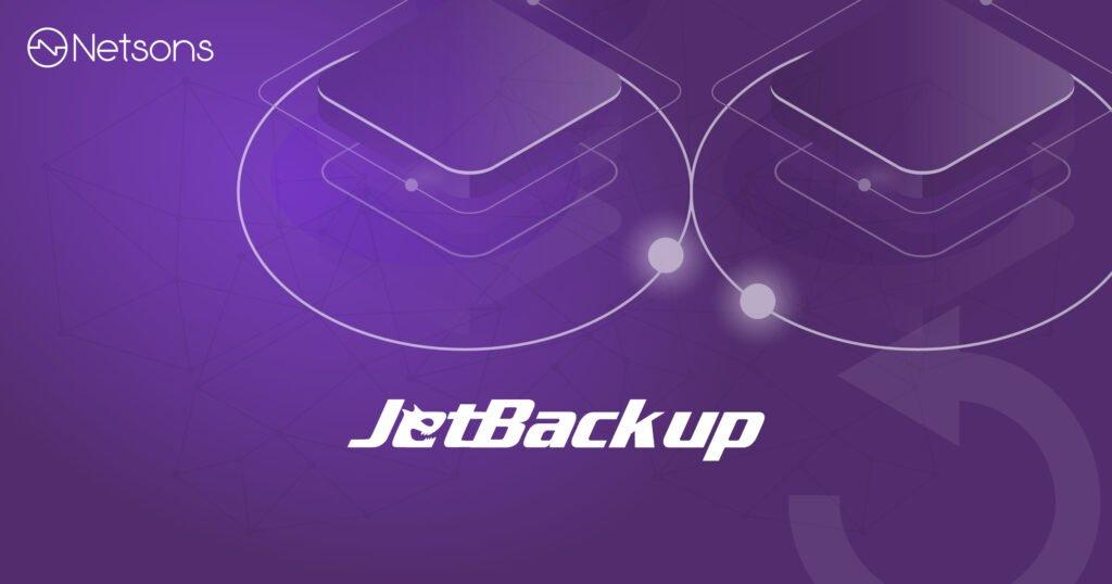 Come fare backup sugli hosting Netsons con JetBackup 1