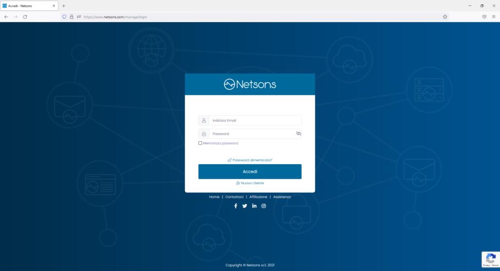 Come fare backup sugli hosting Netsons con JetBackup 2
