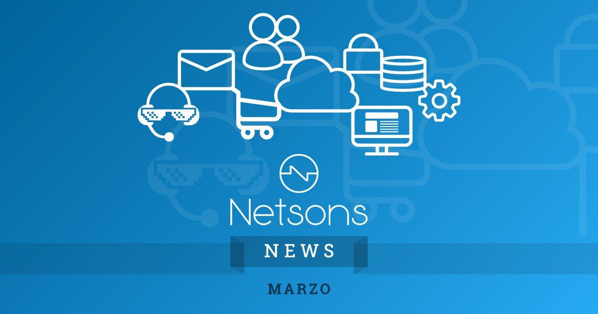 netsons news marzo 2020