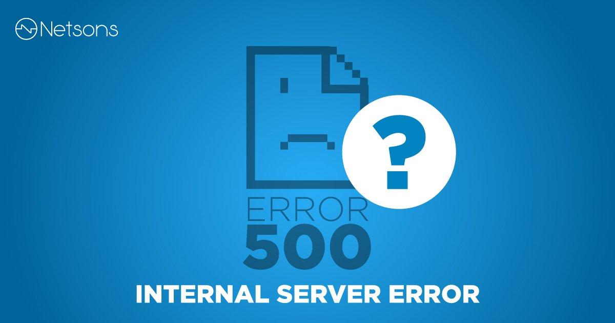 errore 500