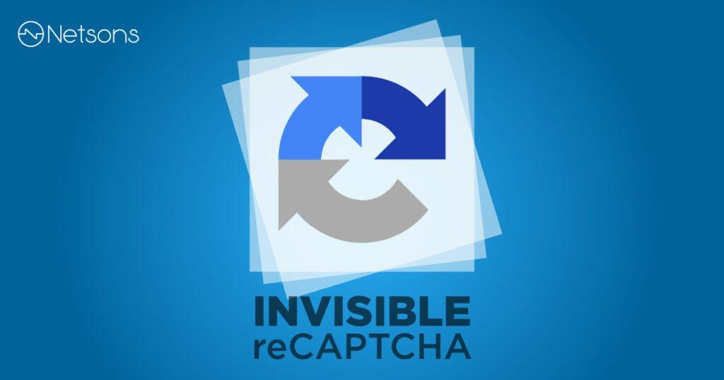 recaptcha invisibile