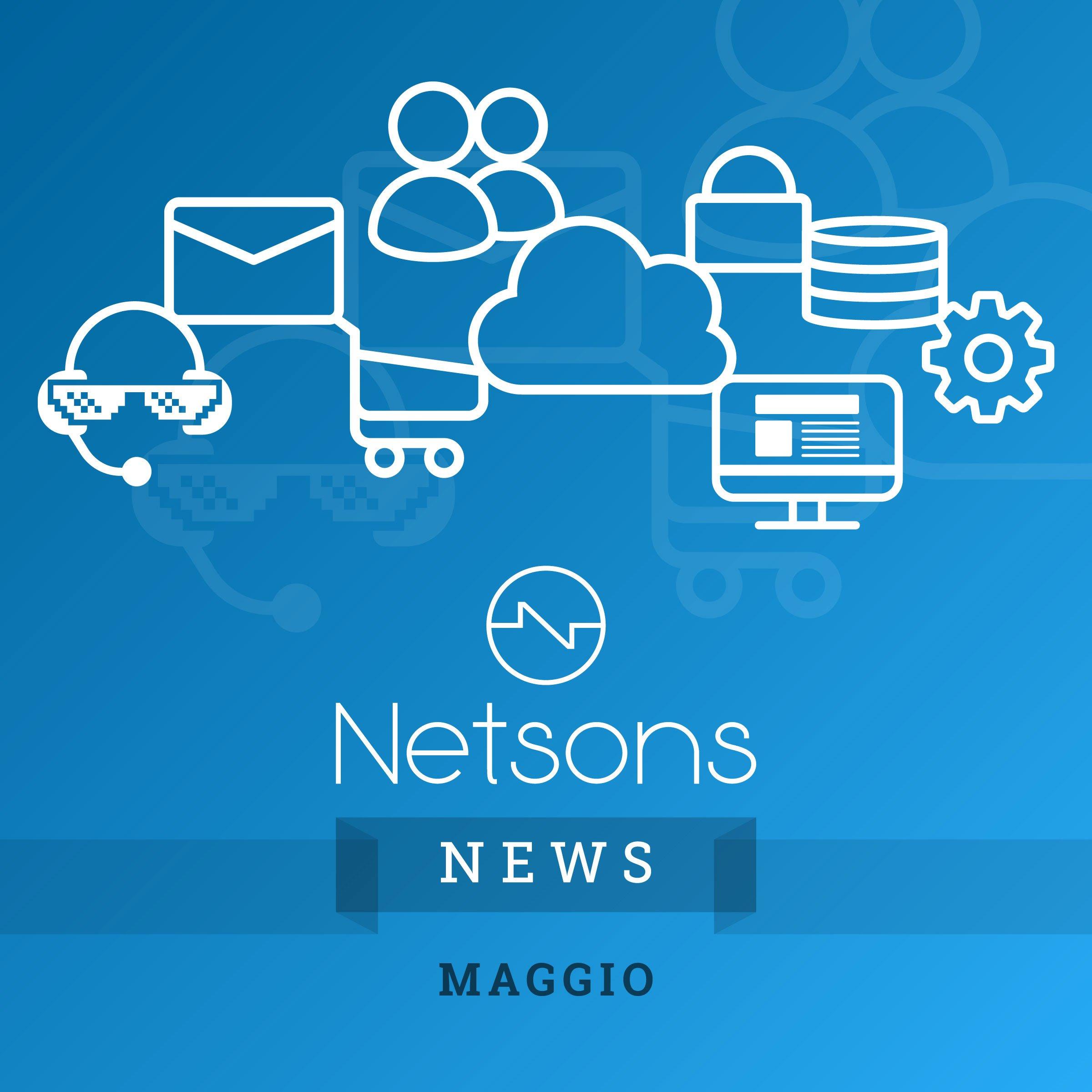 netsons news maggio