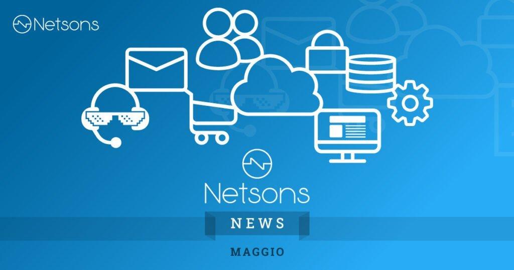 netsons news maggio 2020 cover