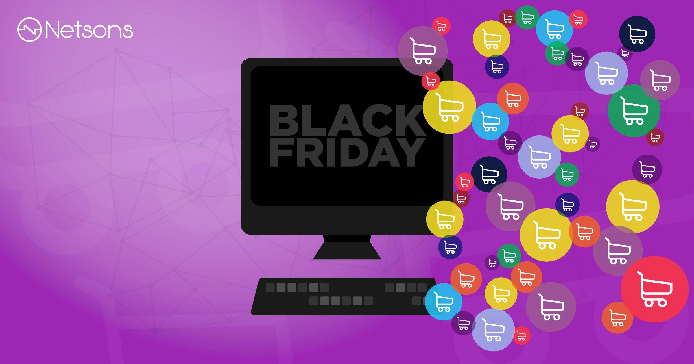 Arriva il Black Friday, sei pronto per aumentare le vendite?