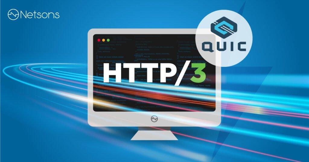 Quic, HTTP/3 e Netsons