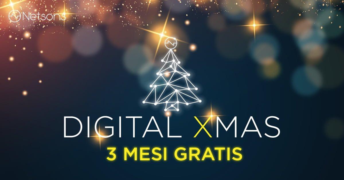Digital Xmas di Netsons: è il momento di andare online! 2