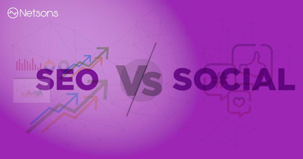 SEO vs social media: qual è meglio?